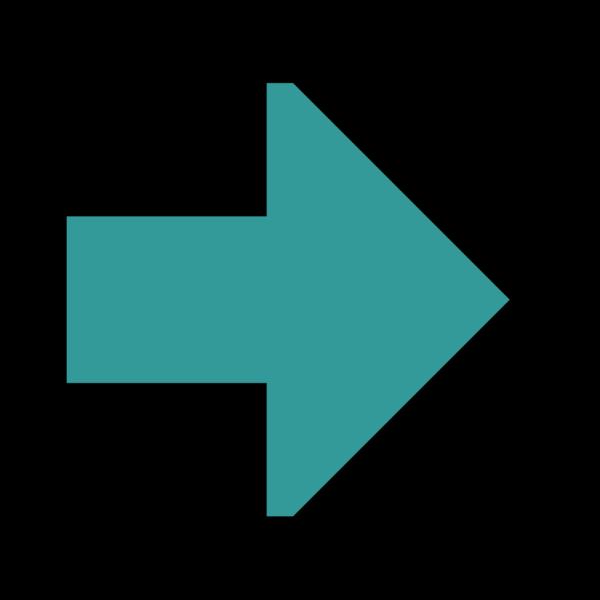 Green Right Arrow PNG Clip art