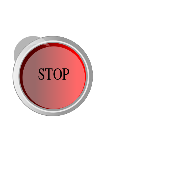 Stop Button PNG icons