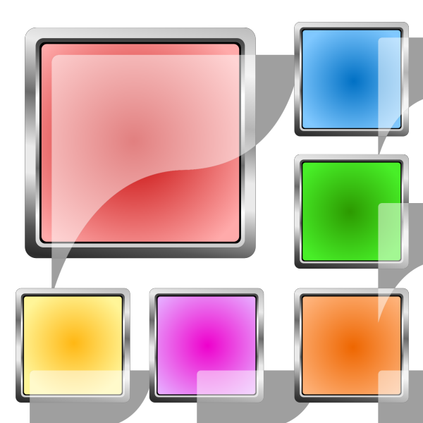 Power Buttons PNG icons