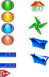 Bulet&icon PNG Clip art