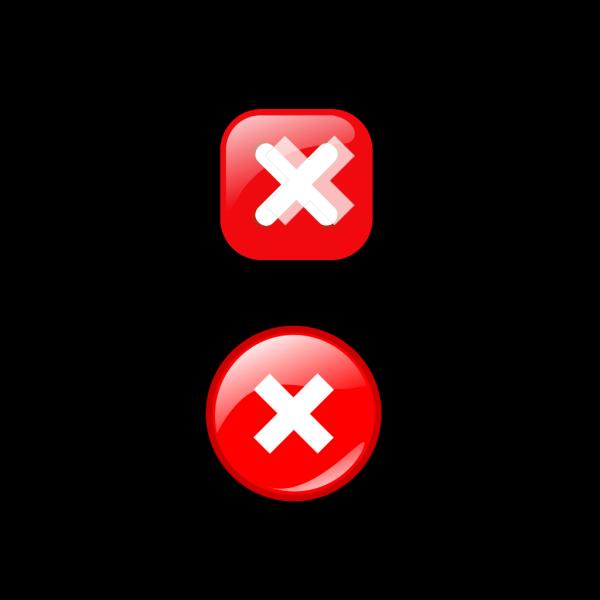 Error Icons PNG Clip art
