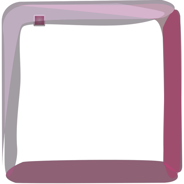 Magenta Button Gui PNG Clip art