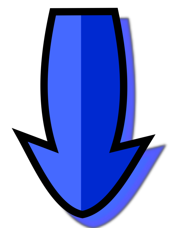 Green Left Double Arrows Set PNG Clip art
