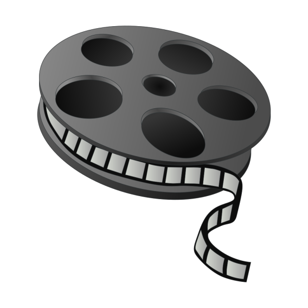 Movie Video PNG Clip art