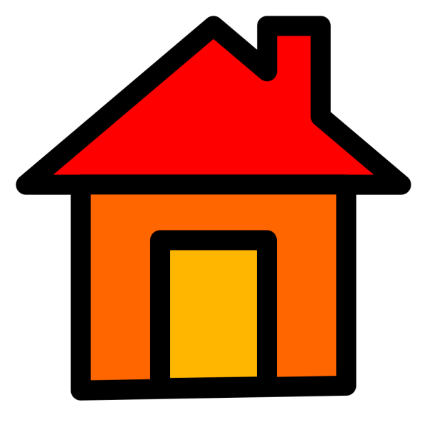 Home Icon 2 PNG Clip art