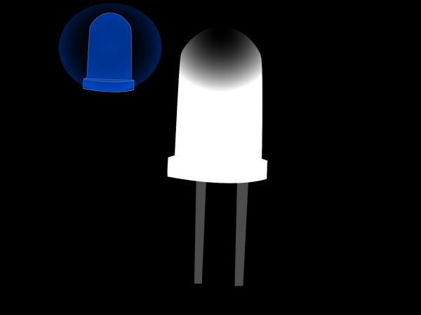 Led Triangular Grey PNG Clip art