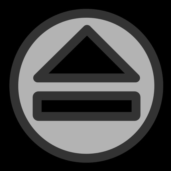 Media Eject PNG Clip art