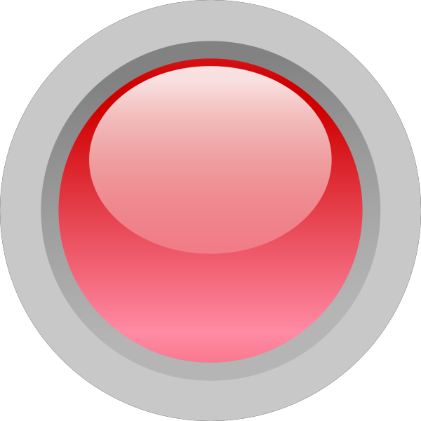 Orange Round Button 1 PNG icons