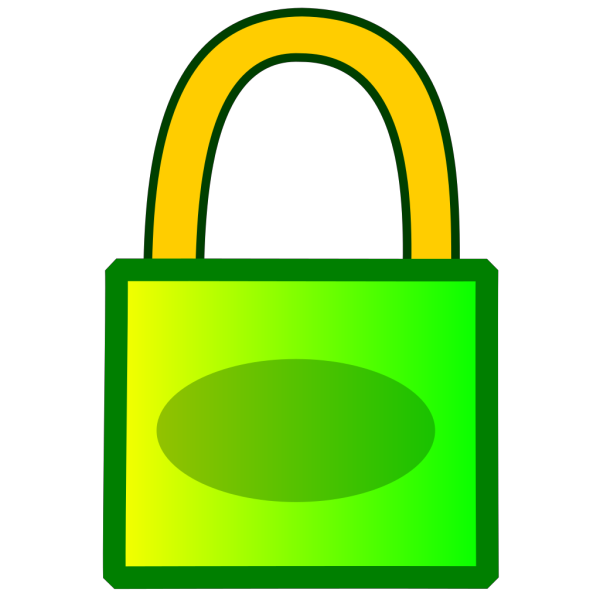 Locked PNG images