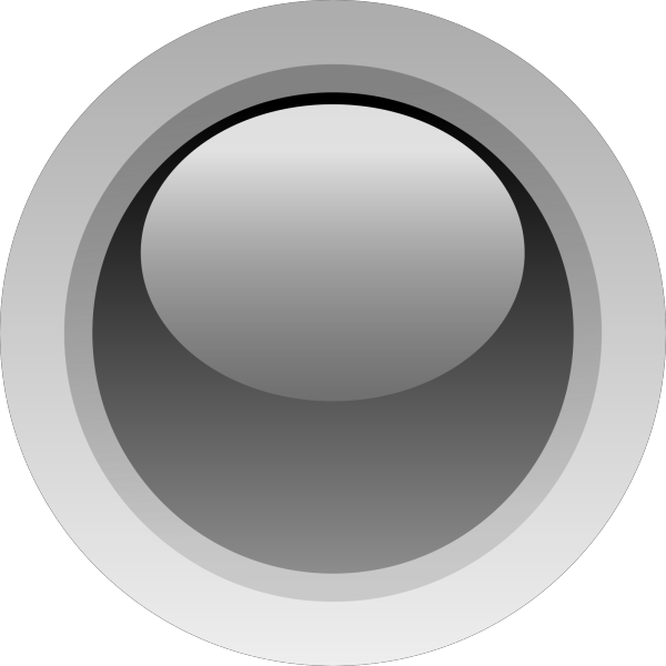 Gold Circle Button PNG Clip art