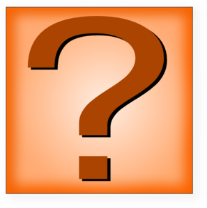 Question Mark Box PNG clipart