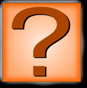 Question Mark Box PNG Clip art