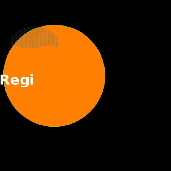 Orange Button Register Here PNG Clip art
