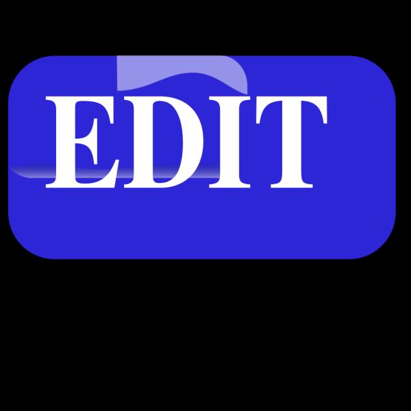 Text Edit Buttons PNG Clip art