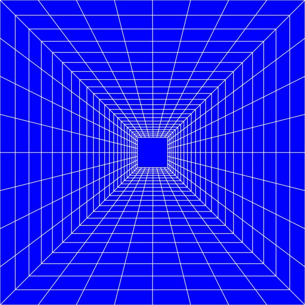 Blue Square 250x250 PNG Clip art