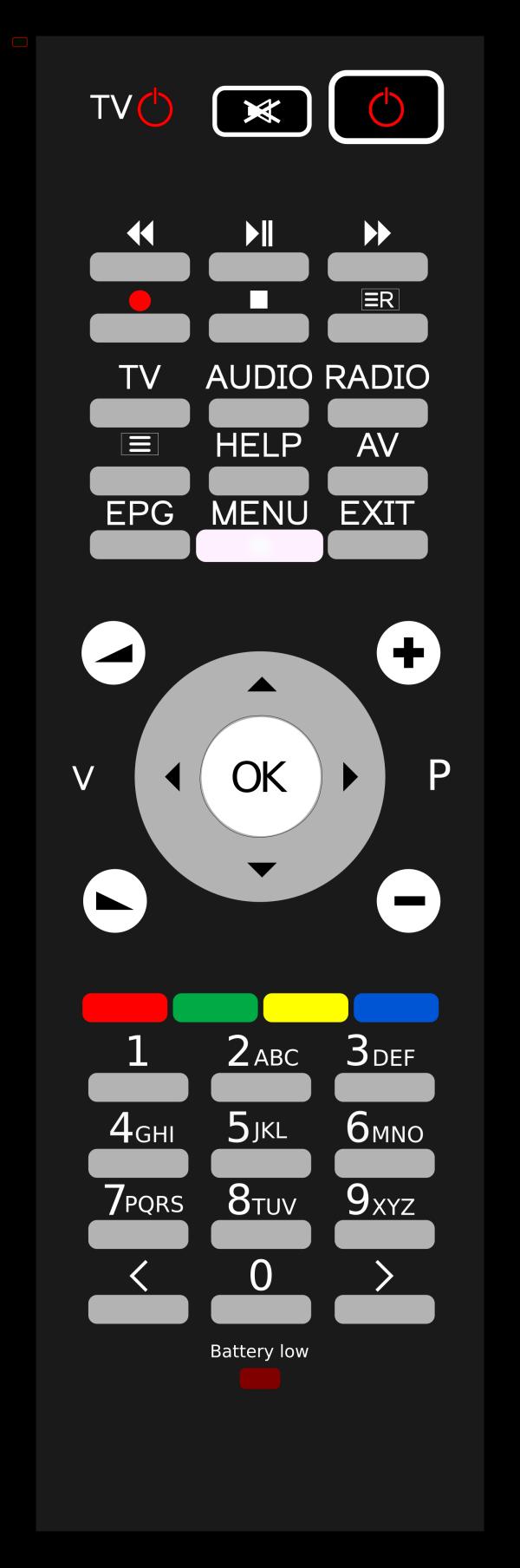Control PNG Clip art