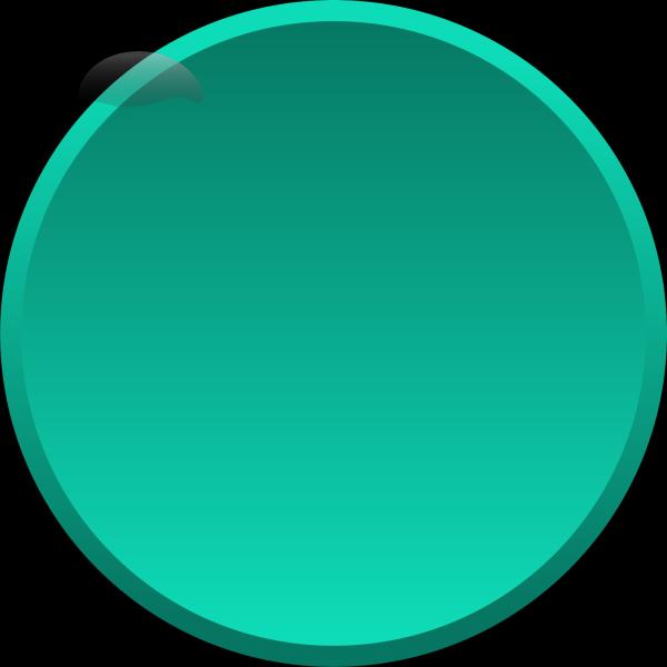 Green Rectangle Blank Button PNG Clip art