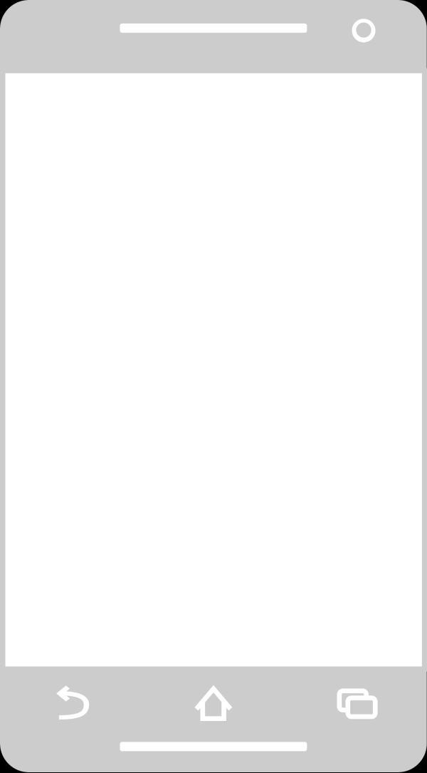 Blue Phone Sh PNG Clip art