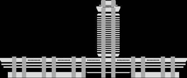 Green Capital Building PNG Clip art