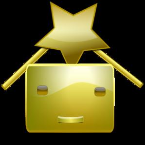 Oscarbid Home Button PNG Clip art