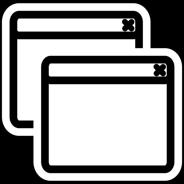 Play Button Opaque 75% PNG Clip art