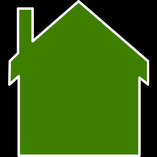 House Outline PNG Clip art