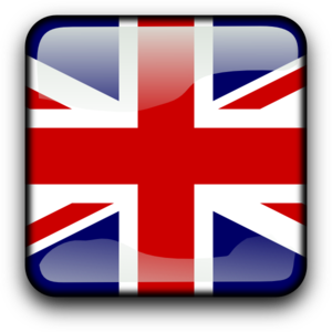 British Flag Button PNG images