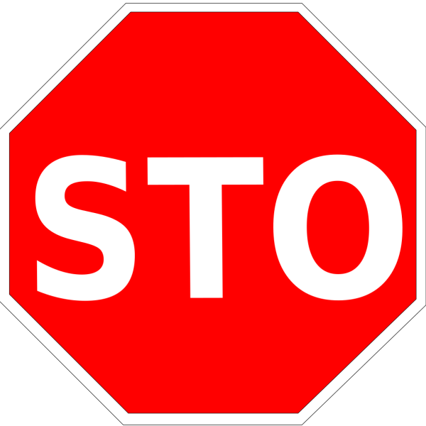 Stop Sign Project PNG images