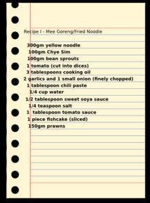 Recipe Icon PNG Clip art