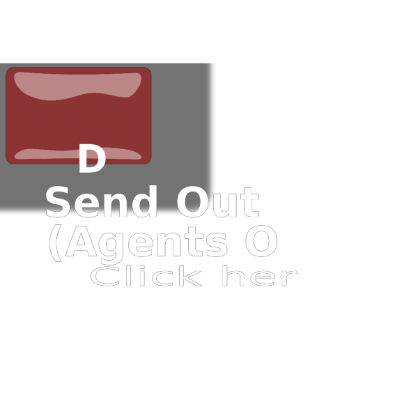Agent Donate Button Clip art
