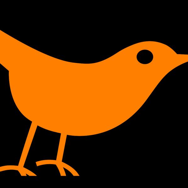 Twitter Bird PNG Clip art