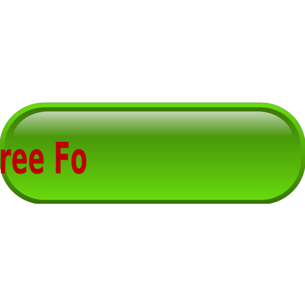 Green Foreclosure Button PNG Clip art
