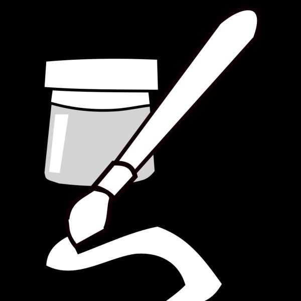 Paintbrush PNG Clip art
