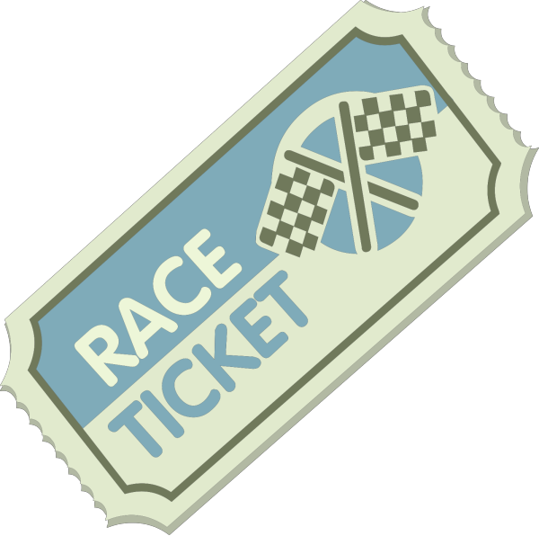 Register Ticket Button PNG Clip art