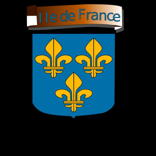 Ile De France PNG Clip art