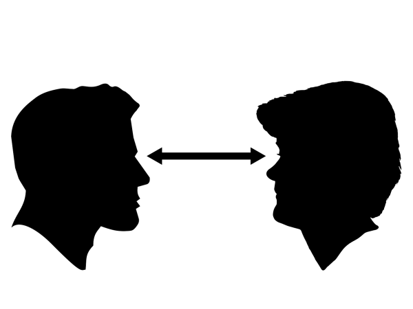 Silver Contact Button PNG Clip art