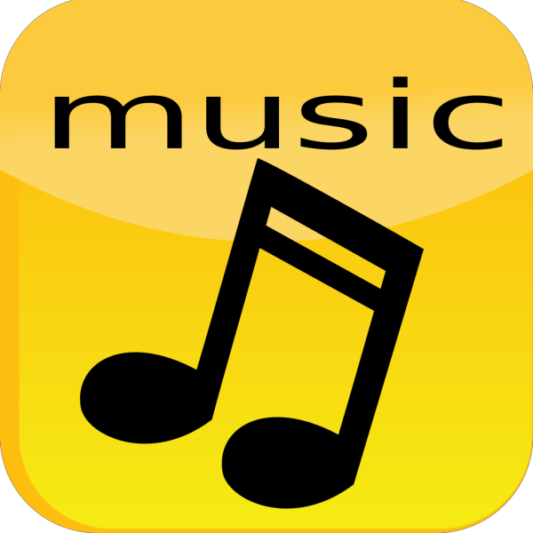 Musicicon PNG Clip art