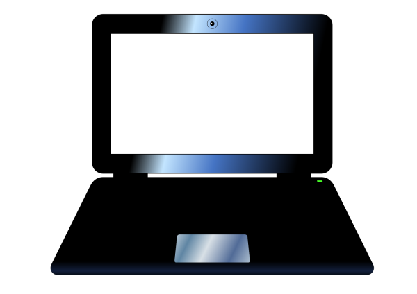 B50938 With Black Screen PNG Clip art