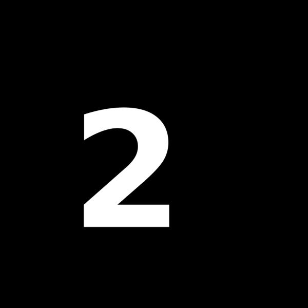 Black 25% Screen PNG Clip art