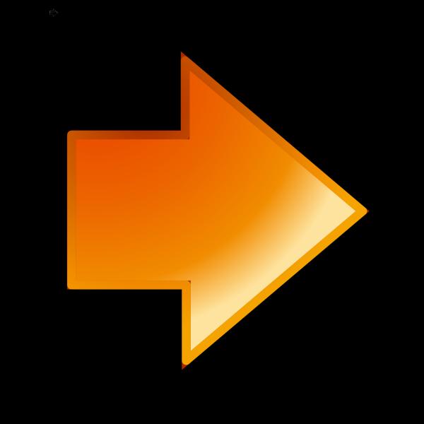 Another Orange Phonics Button PNG Clip art