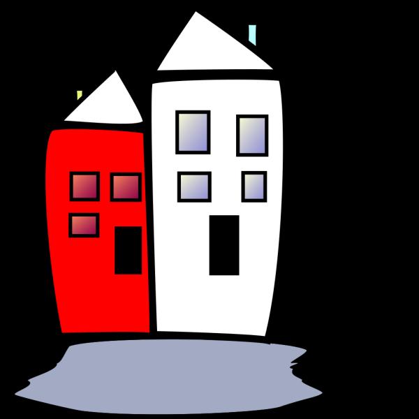 Gray Homeschooling Button PNG Clip art
