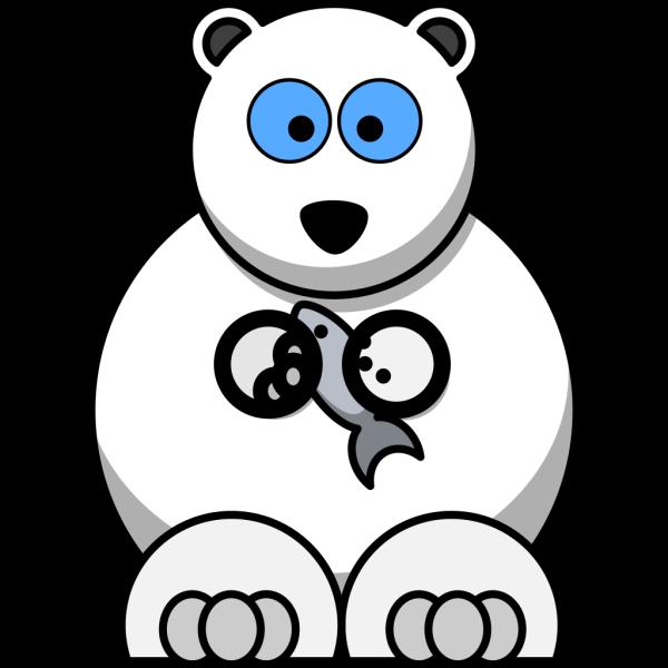 The Polar Bear PNG images