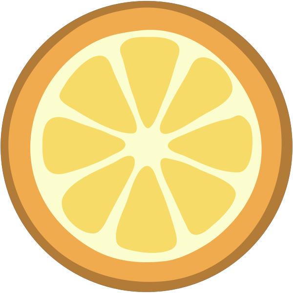 Donate Now Orange PNG Clip art