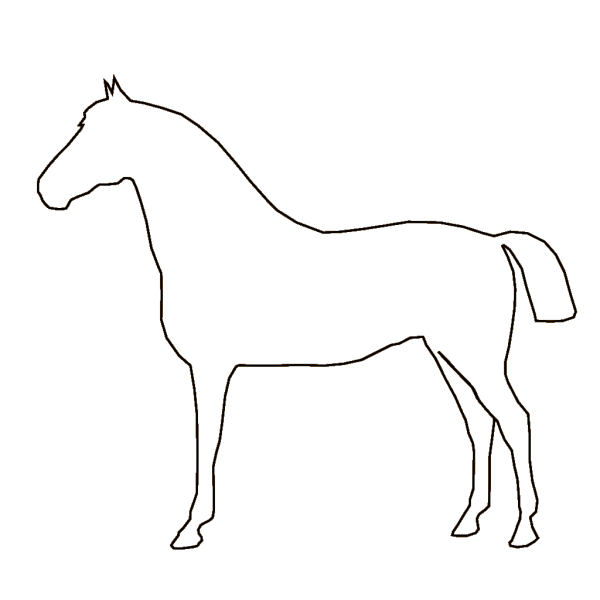 Horse Art PNG images