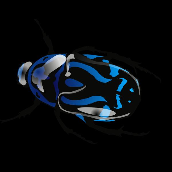 Srd Green Beetle 3 PNG Clip art