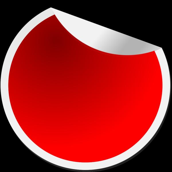 Sicker Button PNG Clip art