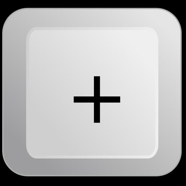 + Keyboard Button PNG Clip art