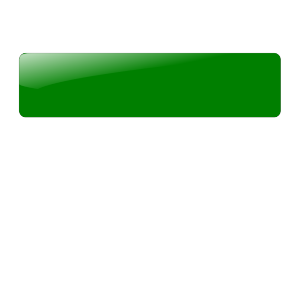Blank Green Button 2 PNG Clip art