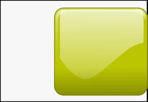 Button Light Green PNG Clip art