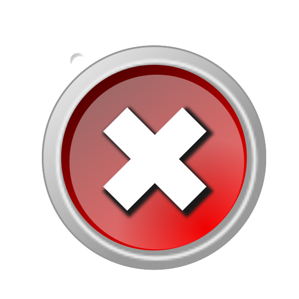 Cancel PNG icons